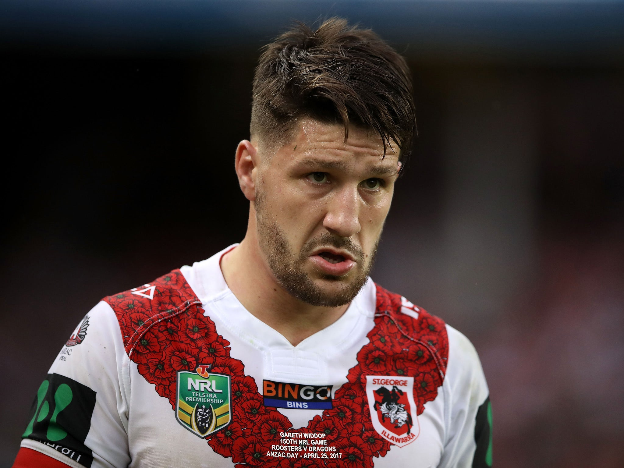 and introduction to the reasons for injury in rugby league Jubilee avenue the home of st george illawarra dragons rugby league  due to health reasons but came back later  an early season injury.