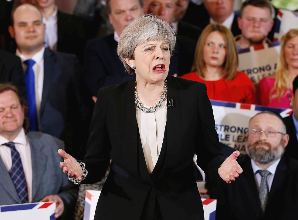 May's Henry VIII powers are undemocratic and unnecessary