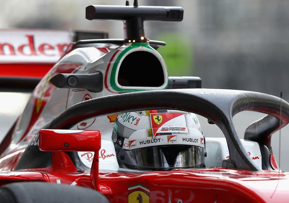 F1 To Ditch Halo Plans In Order To Favour Safety Screen In