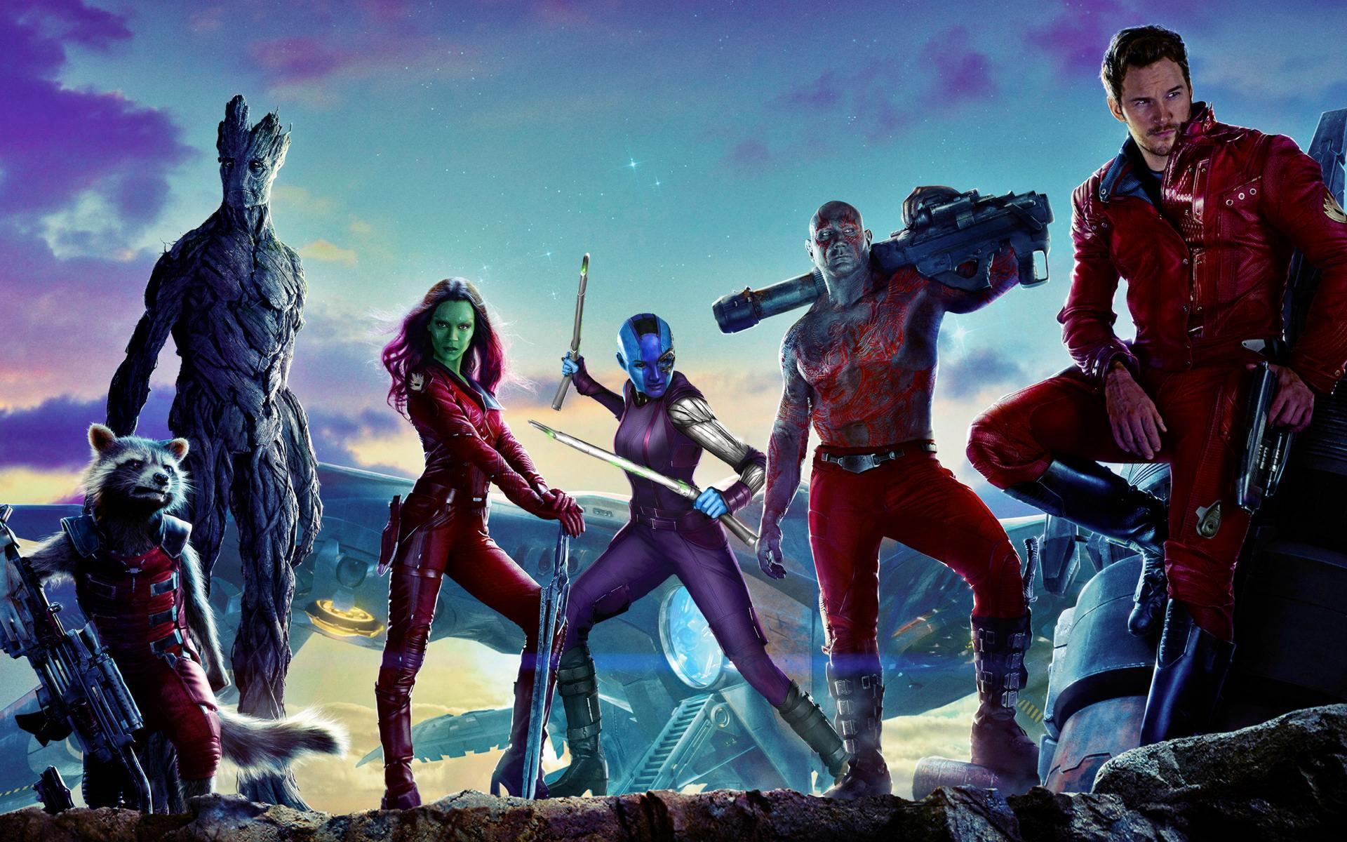 Guardians Of The Galaxy 2 Karen Gillan Character Nebula Was Killed Off In First Film