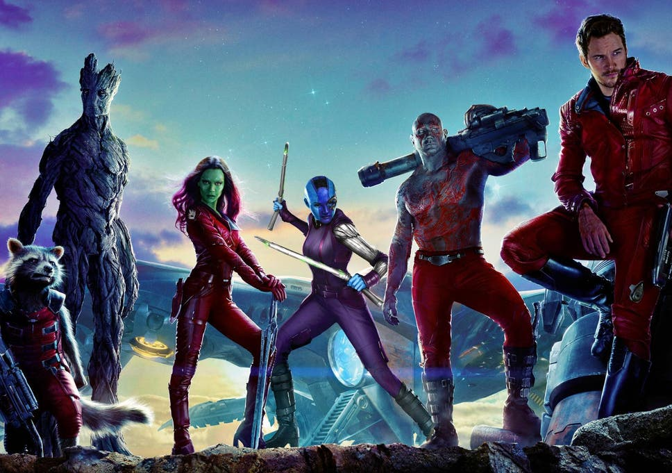 Guardians of the Galaxy 2: Karen Gillan character Nebula was