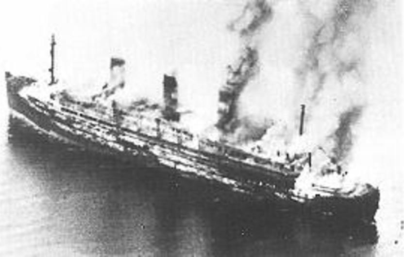 Why the RAF destroyed a ship with 4,500 concentration camp prisoners on board