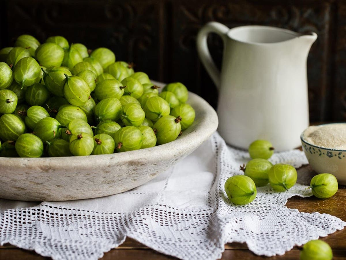 Glorious Summer Gooseberry Recipes The Independent The Independent