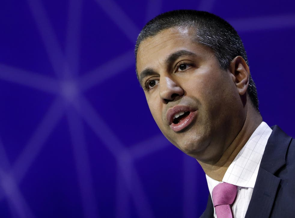 New Federal Communications Commission chairman Ajit Pai