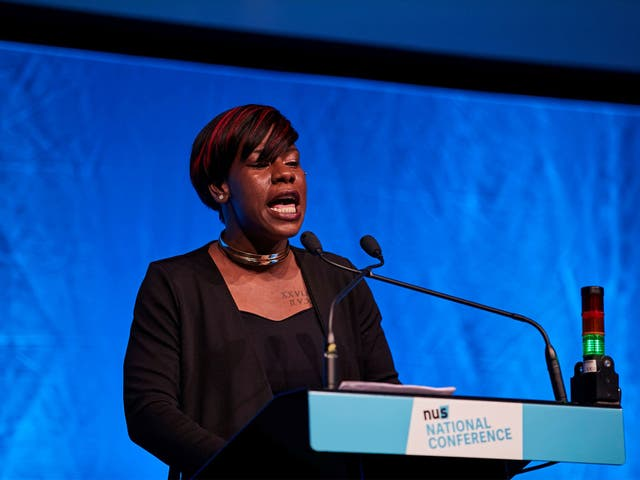 Shakira Martin, 28, has promised to reunite the National Union of Students