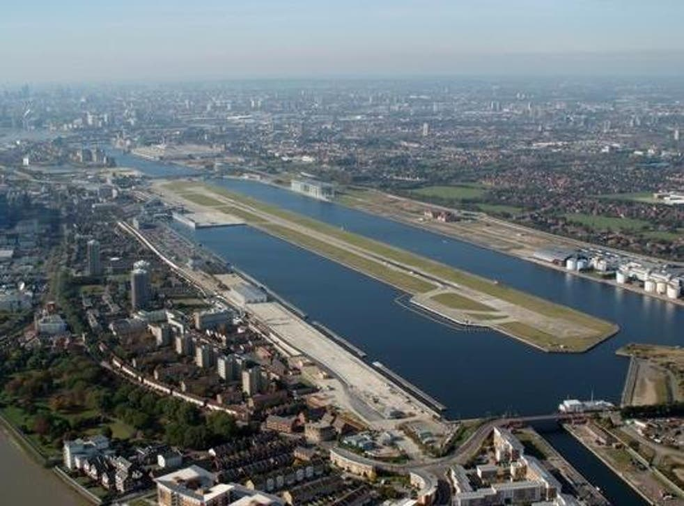 London City Airport's Aviation House has been evacuated over a suspicious package