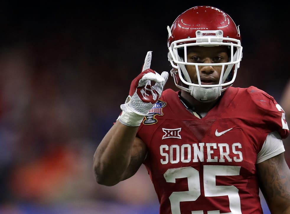 Joe Mixon is a controversial player and he's not even in the NFL yet