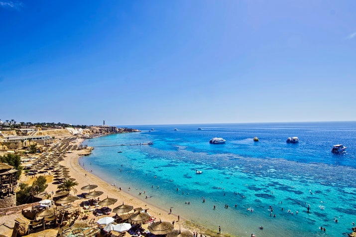 Sharm el Sheikh: Egyptian ambassador says flight ban has been 'damaging'