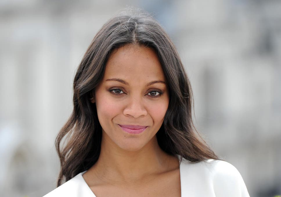 Zoe Saldana Interview I Live In Space Nobody Wants Me