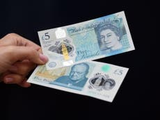 Bank of England to keep making notes with animal fat despite protests