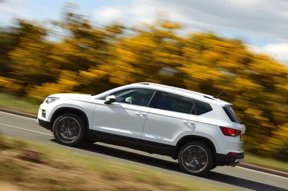 seat ateca 1.4 tsi dsg driven | the independent