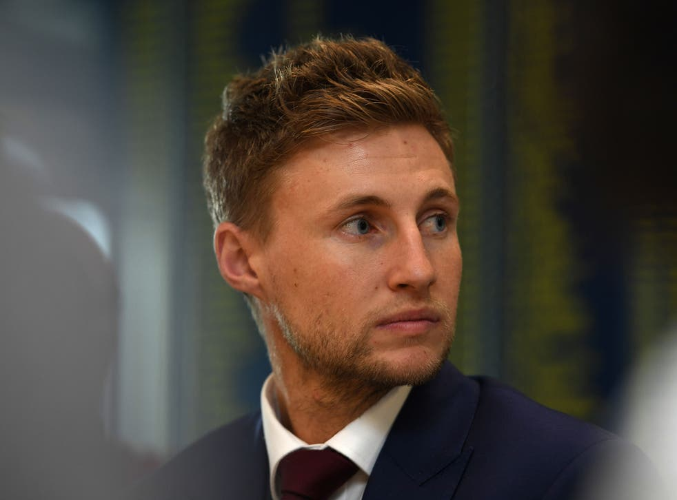At 26, Root is the second youngest Test captain in world cricket, behind West Indies's Jason Holder