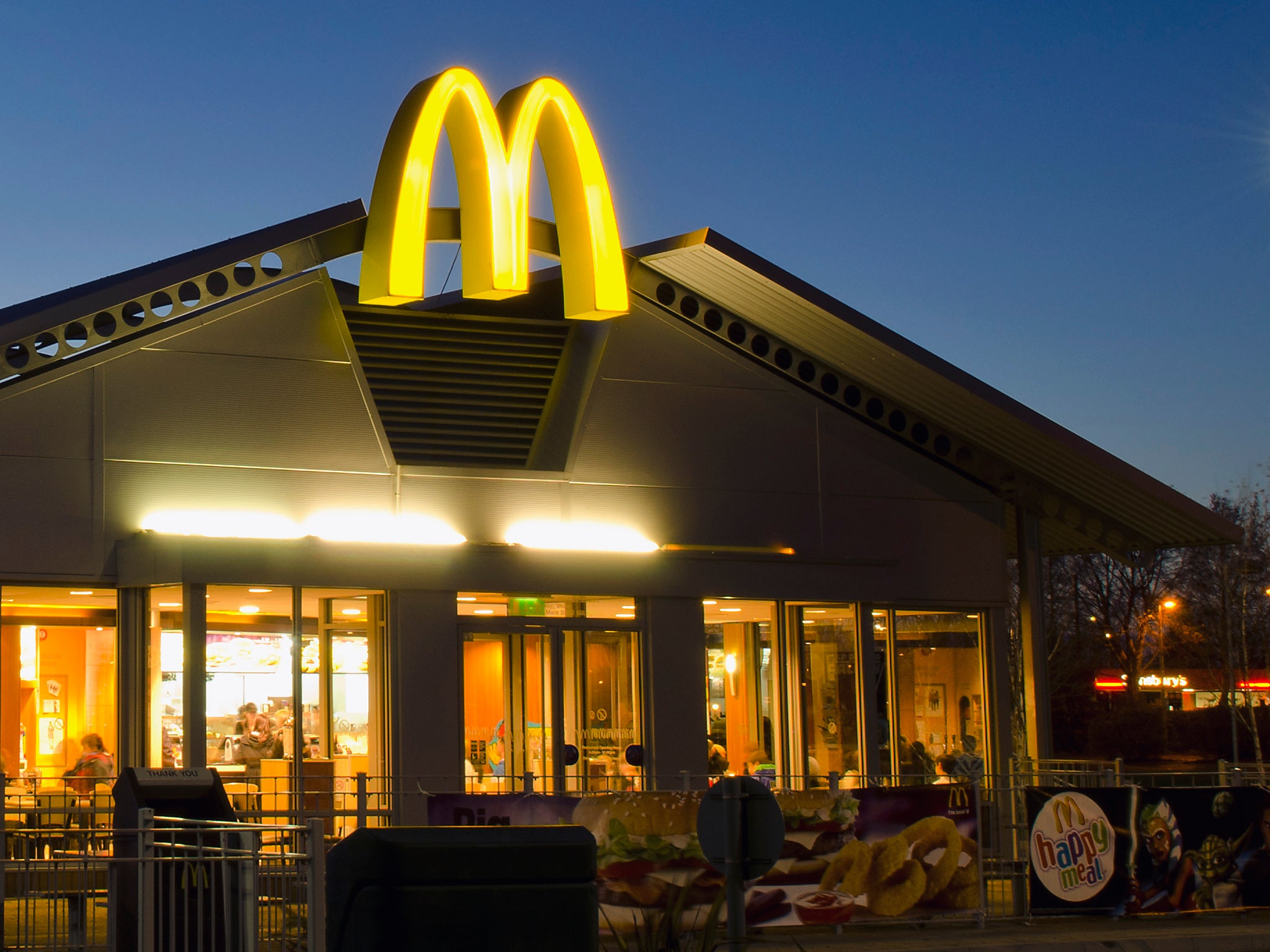 McDonald's to phase out critically important antibiotics in ...