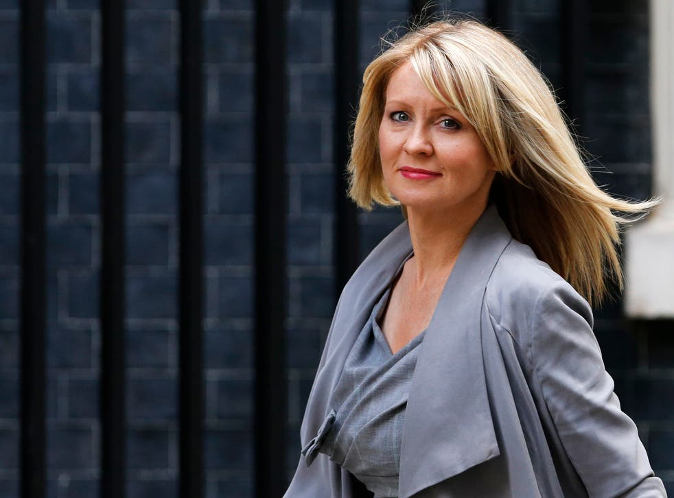 Former Secretary of State for Employment Esther McVey will defend a Conservative majority of 18,000 in Tatton