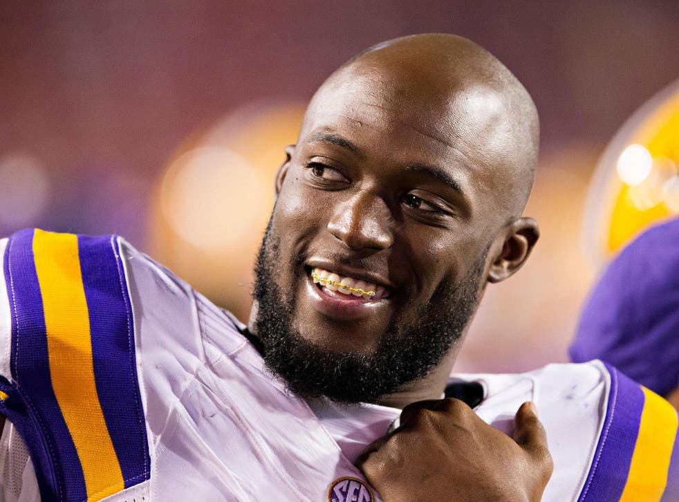 Leonard Fournette is relishing the next step in his career