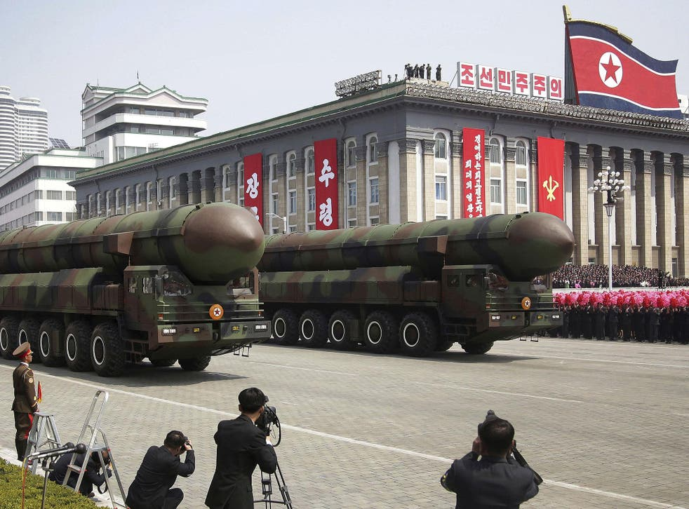 North Korea could try to launch a nuclear attack from space with satellites they already have