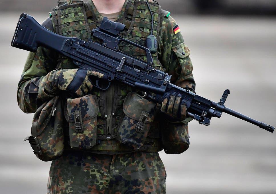 second german soldier arrested over false flag plot to assassinate