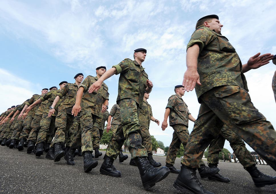 Join german army