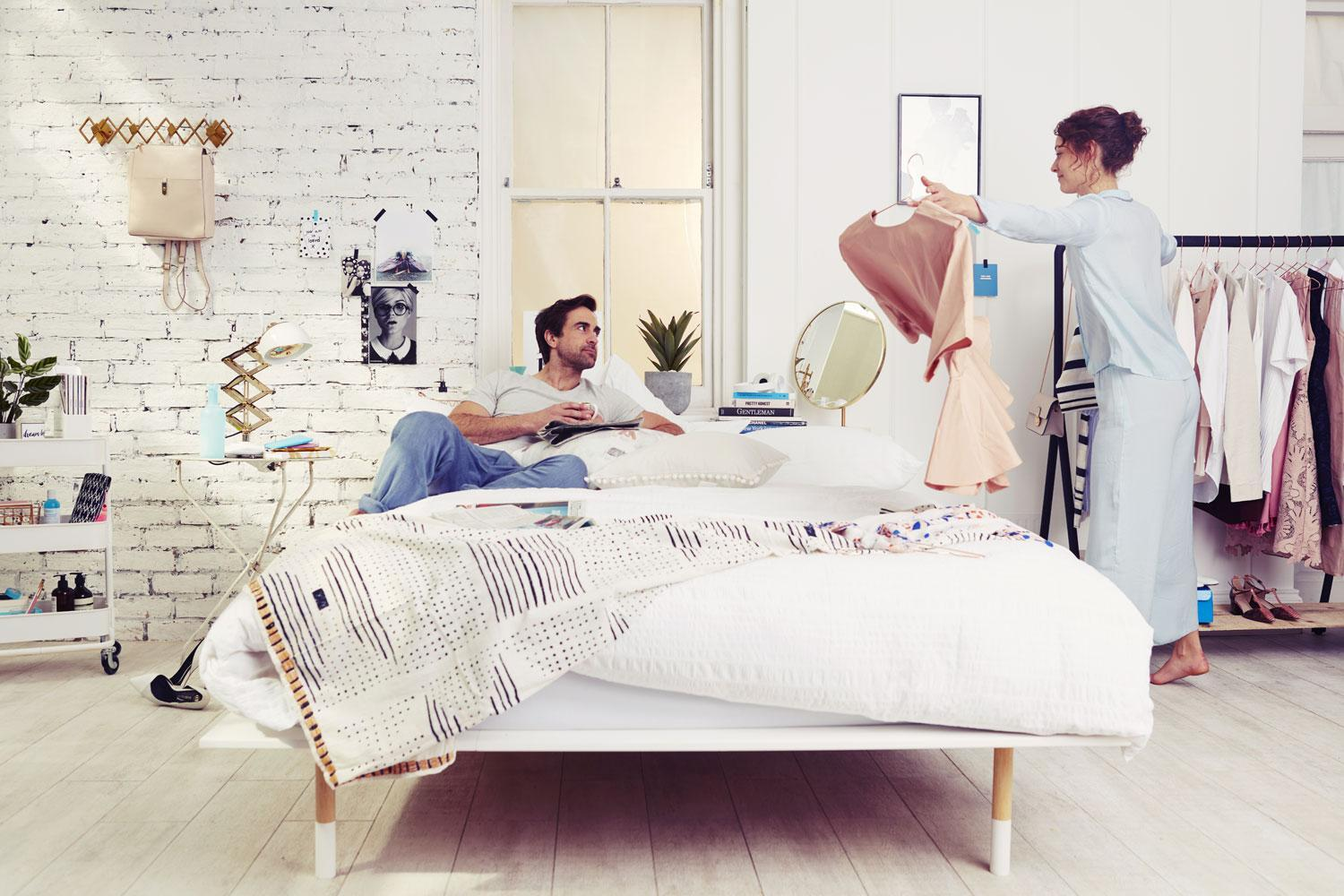 5 differences between a pocket sprung and memory foam mattress