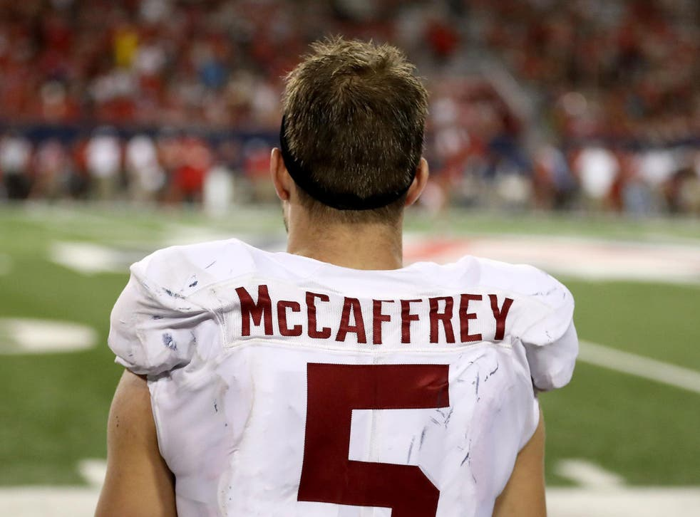 Stanford running back Christian McCaffrey will be one of the first names called in Philadelphia