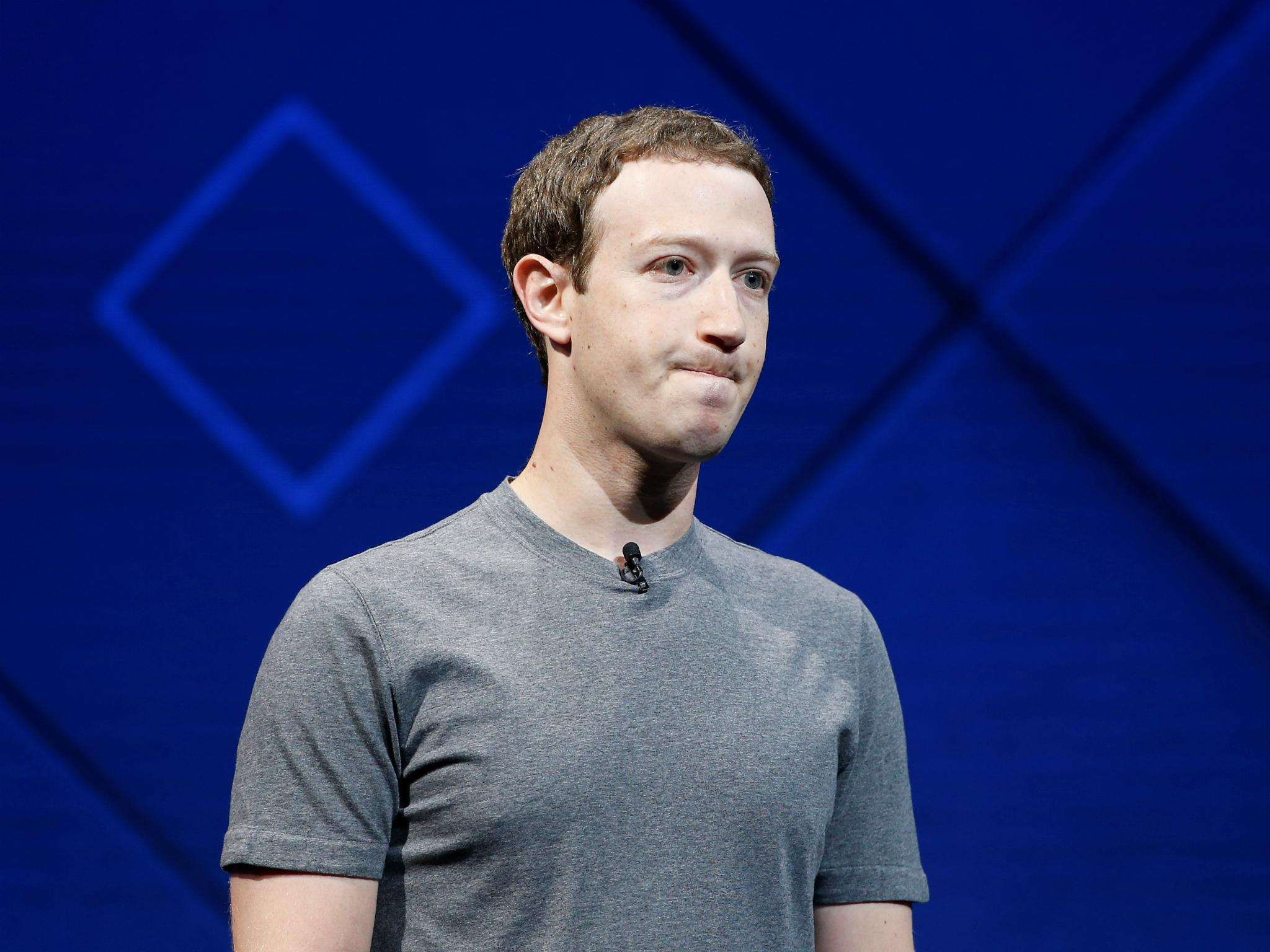 One day in the life of Mark Zuckerberg