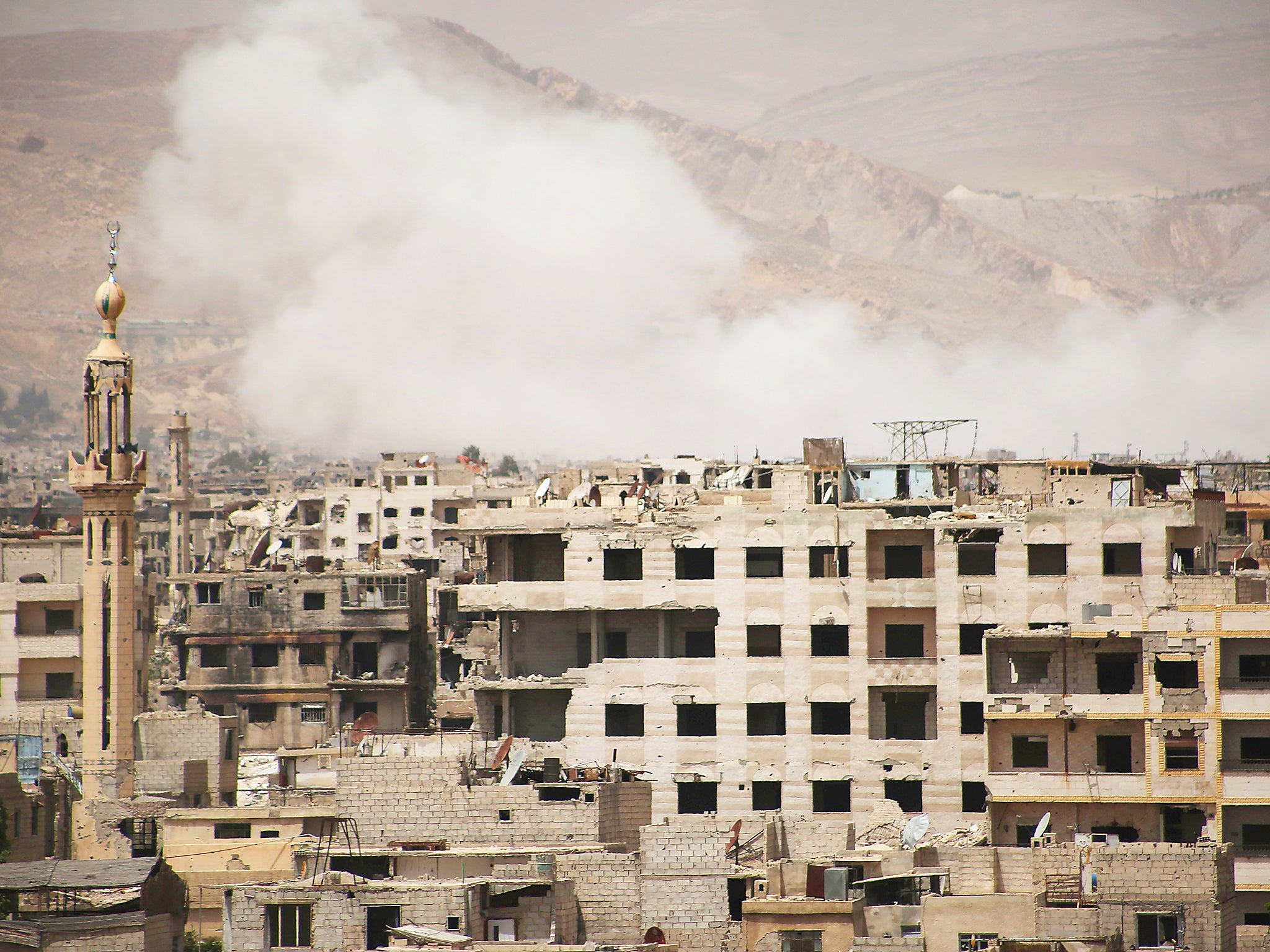Can Syria ever be repaired after its war comes to an end?