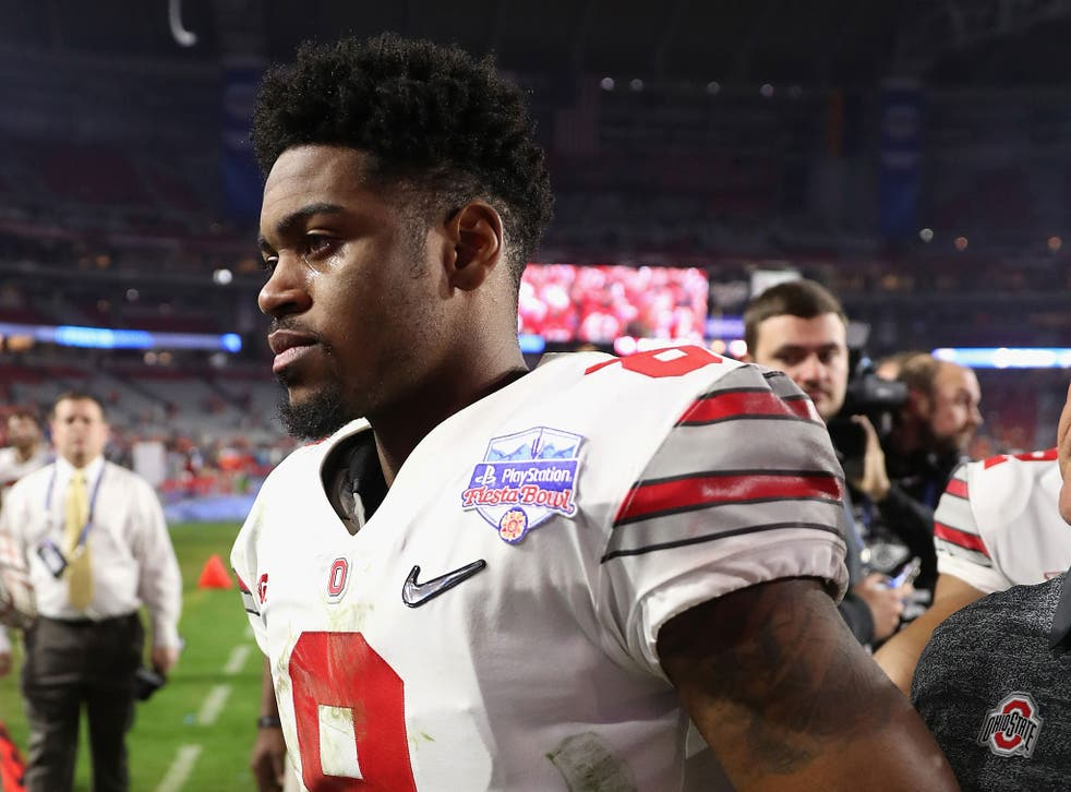 Gareon Conley was selected by the Oakland Raiders in the NFL Draft despite being accused of rape