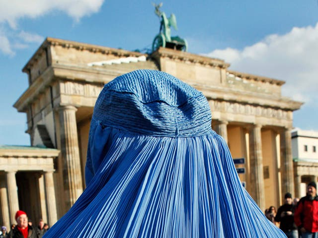 10-point plan outlined days after Bundestag approves partial burqa ban