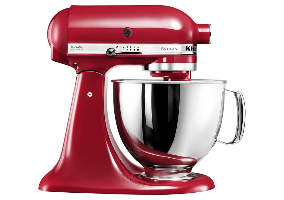 Why a KitchenAid mixer deserves a place on your worktop | The ... Kitchen Aid on kenwood chef, hamilton beach company, amana corporation, meyer corporation, sunbeam products,