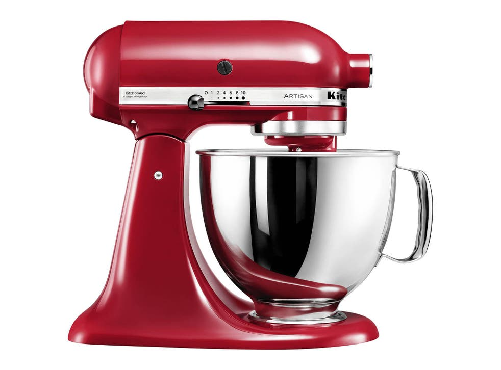 Why A Kitchenaid Mixer Deserves A Place On Your Worktop The Independent The Independent