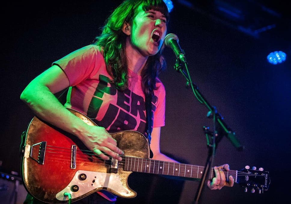 Anna Coogan on Trump, climate change and break-up songs