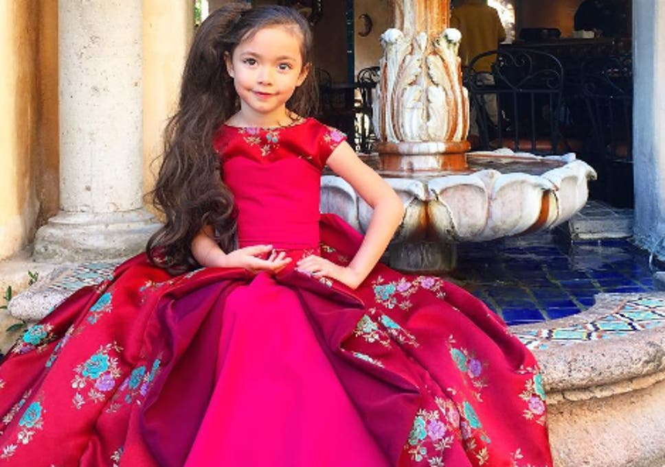 c98f9aae4bc Costume designer Dad creates stunning fairy tale outfits for his children
