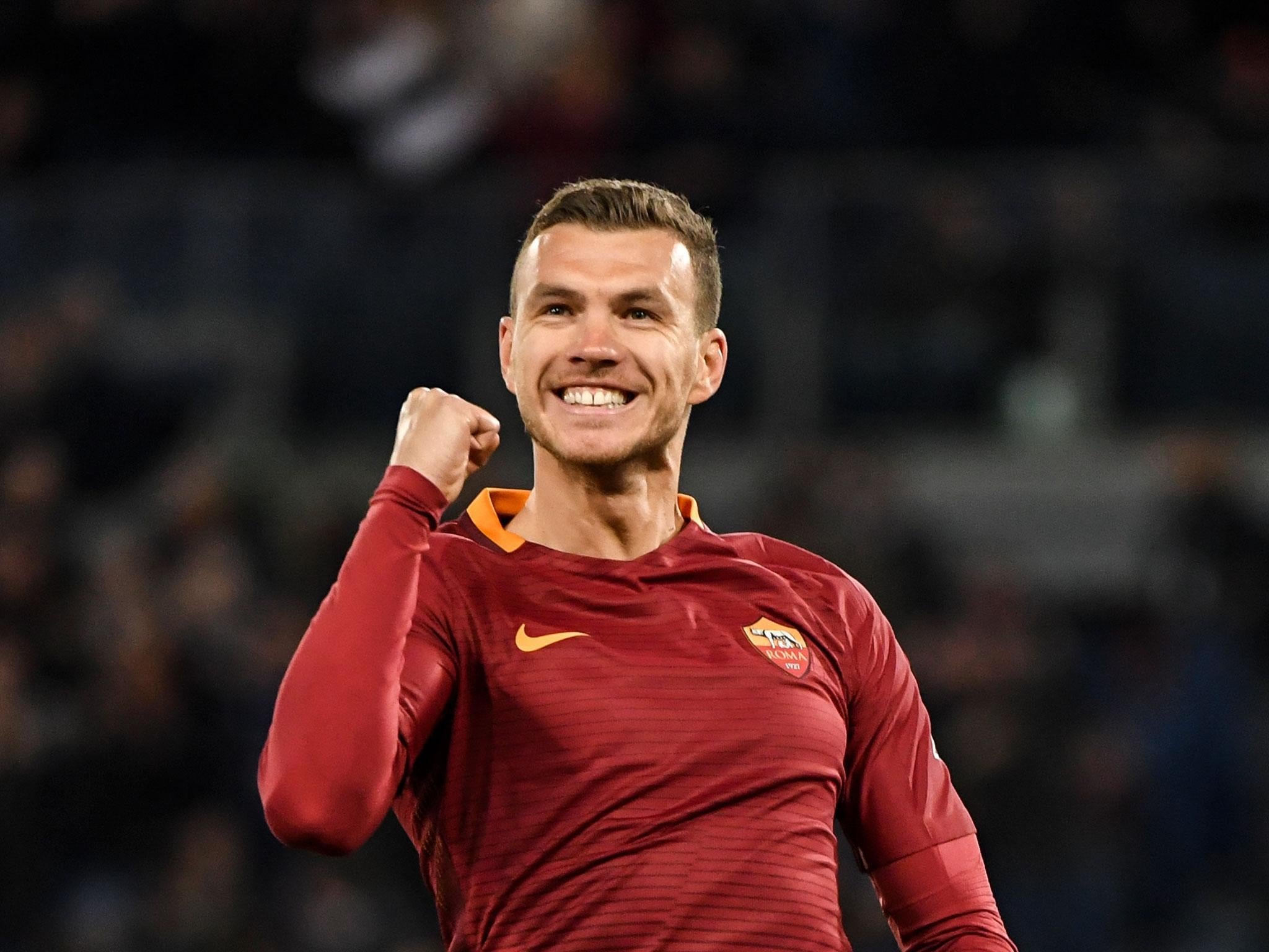 Edin Dzeko, Manchester City's Forgotten Man, On 'smart' Football, Francesco Totti And His Own