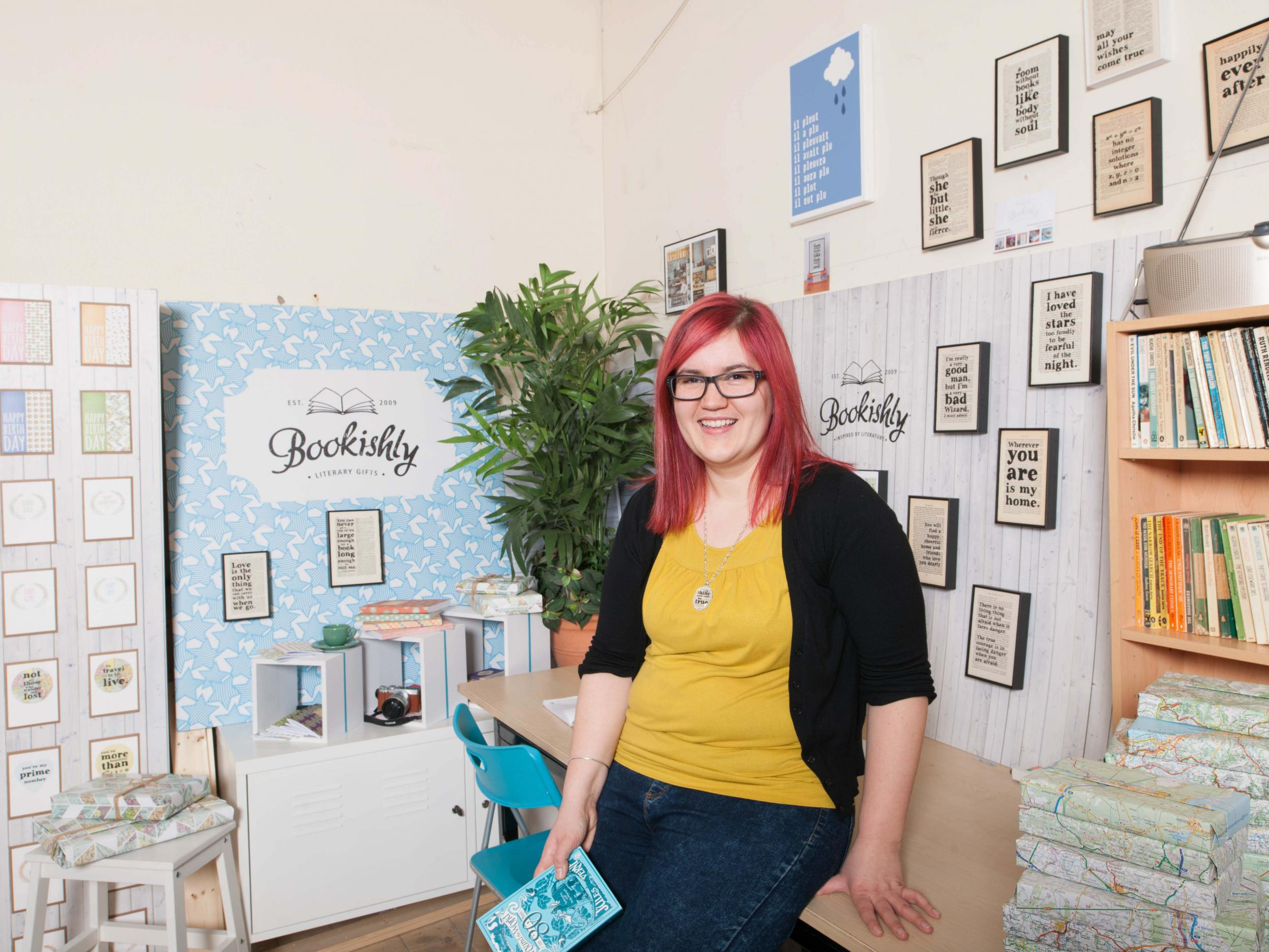 Etsy: How the online marketplace is supporting female entrepreneurs | The Independentindependent_brand_ident_LOGOUntitled