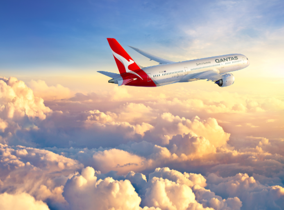 Fare dinkum: the Boeing 787-9 Dreamliner, which will fly non-stop between London and Perth