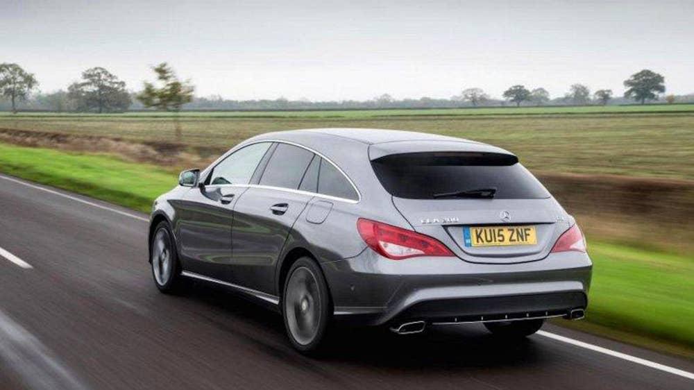 Cla Shooting Brake >> Mercedes Benz Cla Shooting Brake Driven The Independent