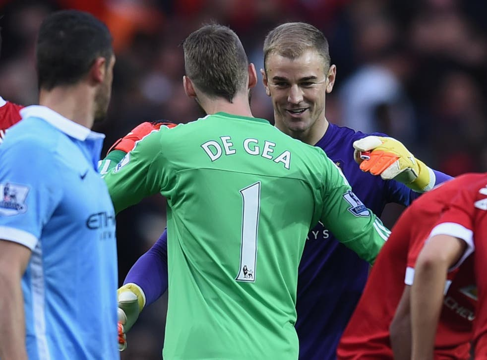 Hart would be open to a controversial switch to Manchester United