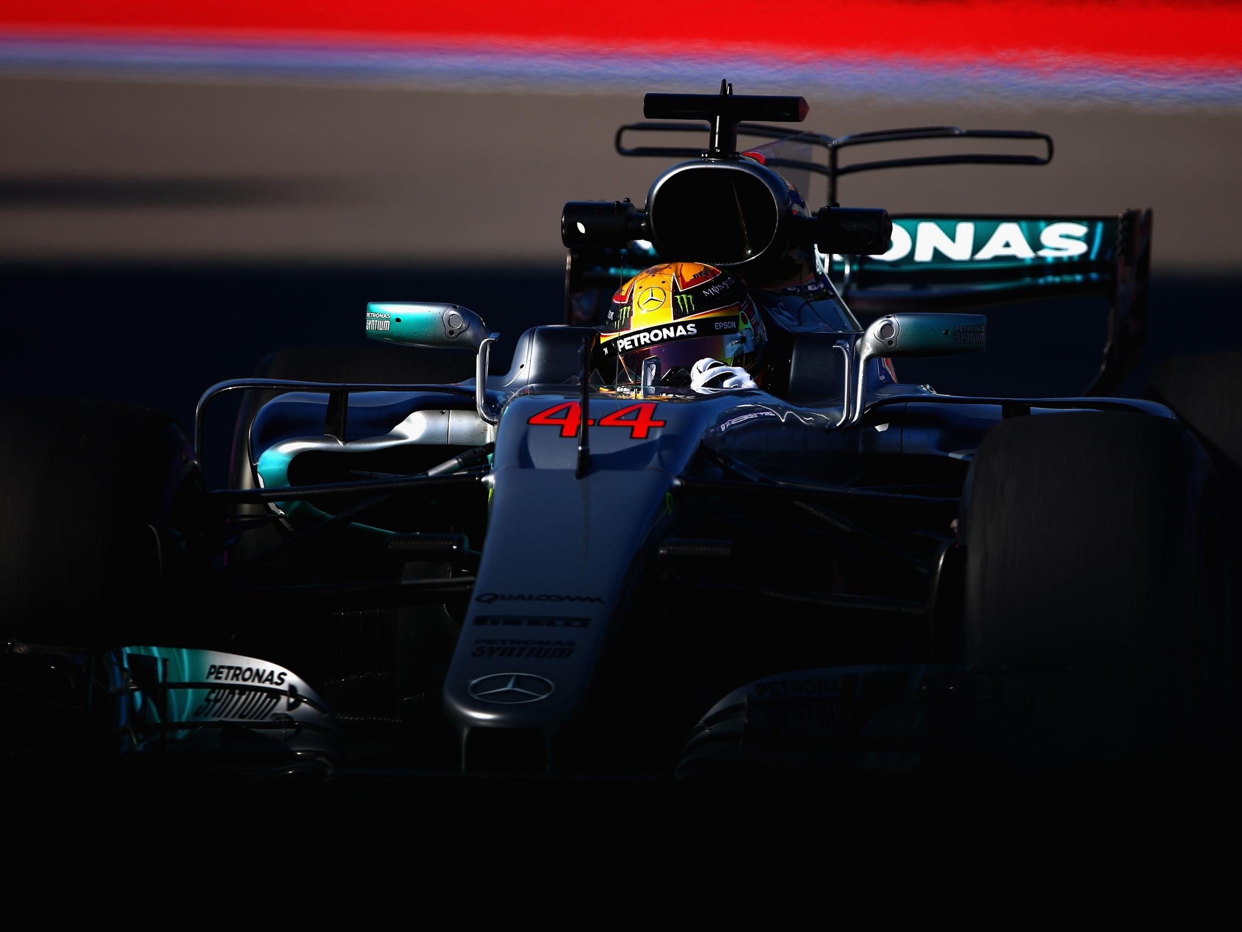 Mercedes braced for a weekend of damage limitation as Ferrari signal they could be difficult to stop in Russia