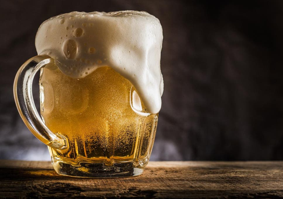 Two pints of beer better for pain relief than paracetamol