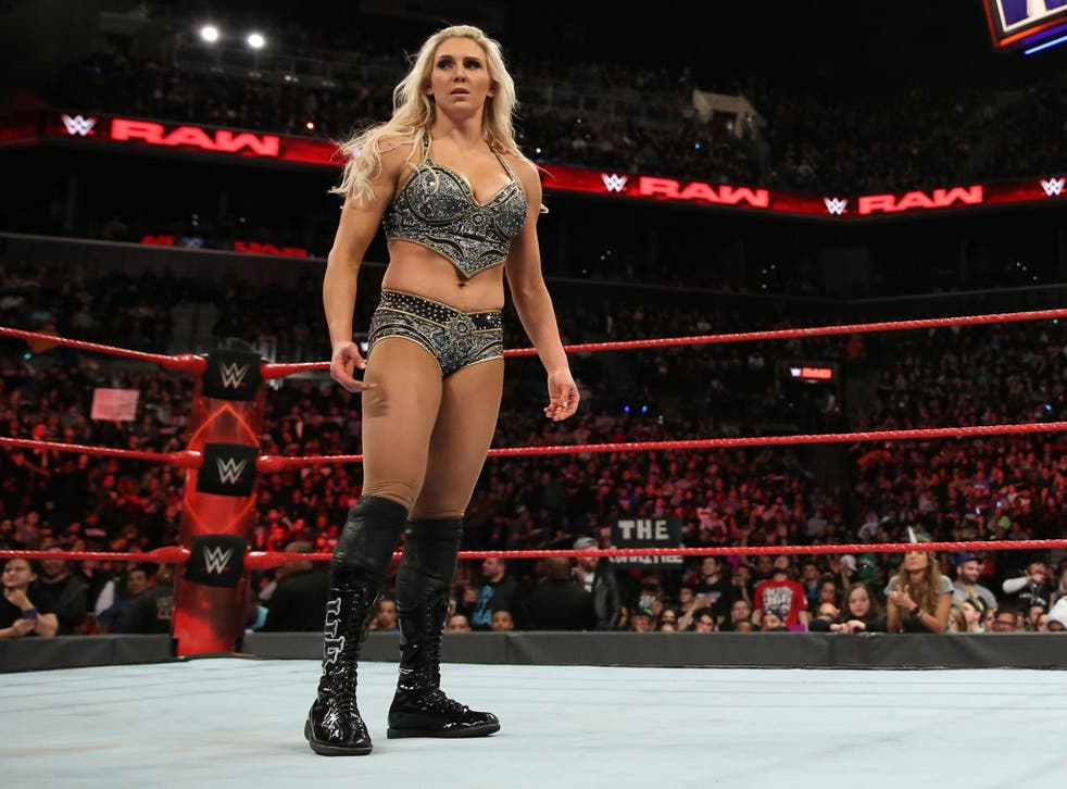 Charlotte Flair spoke to The Independent about her rise through the ranks of the WWE