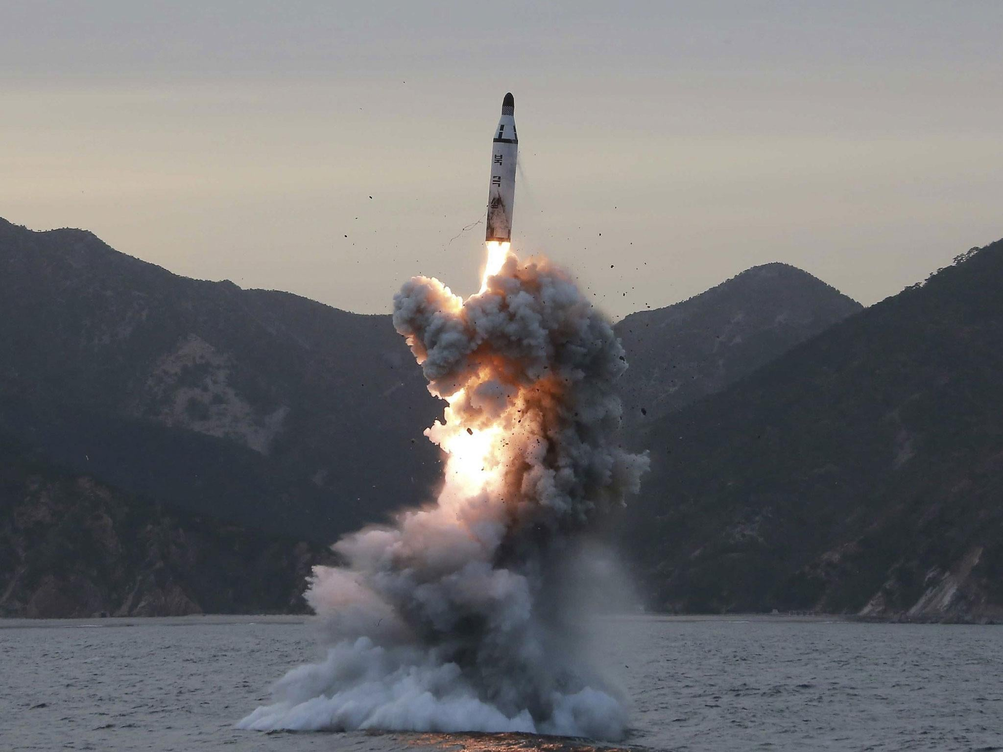 North Korea threatens to sink US nuclear submarine