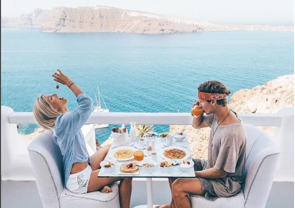 Meet The Instagram Famous Travel Blogging Couple Who Get Paid Up To