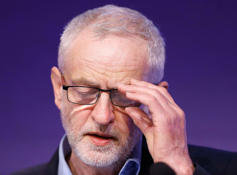 Corbyn has ruled out forming an alliance with the Greens to push back against the Tories in the general election