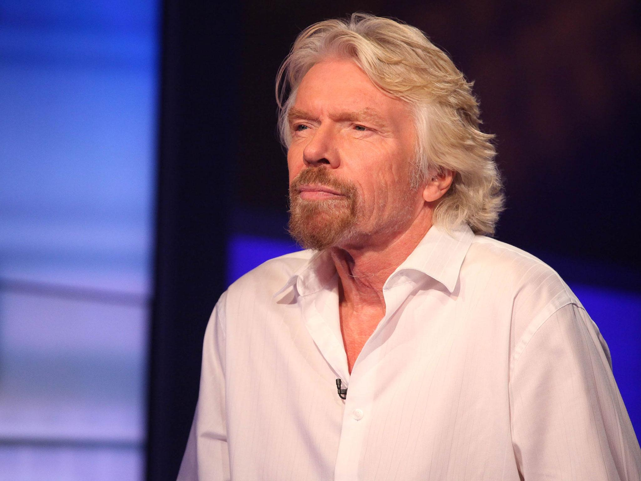 Dyslexia should be recognised as a sign of potential, says Richard Branson | The Independent