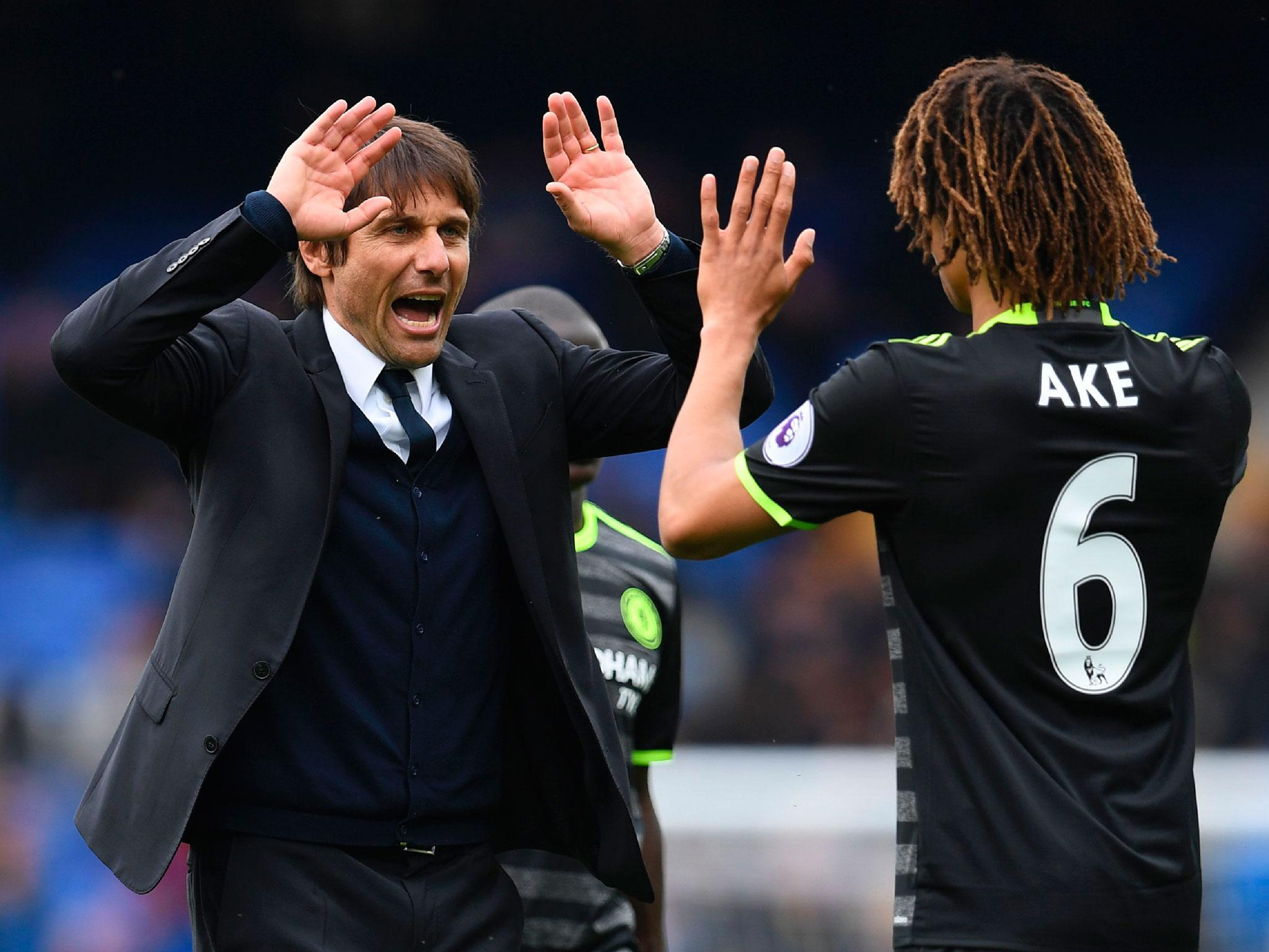 ake. antonio conte backs nathan ake to replace david luiz - if he needs | the independent p
