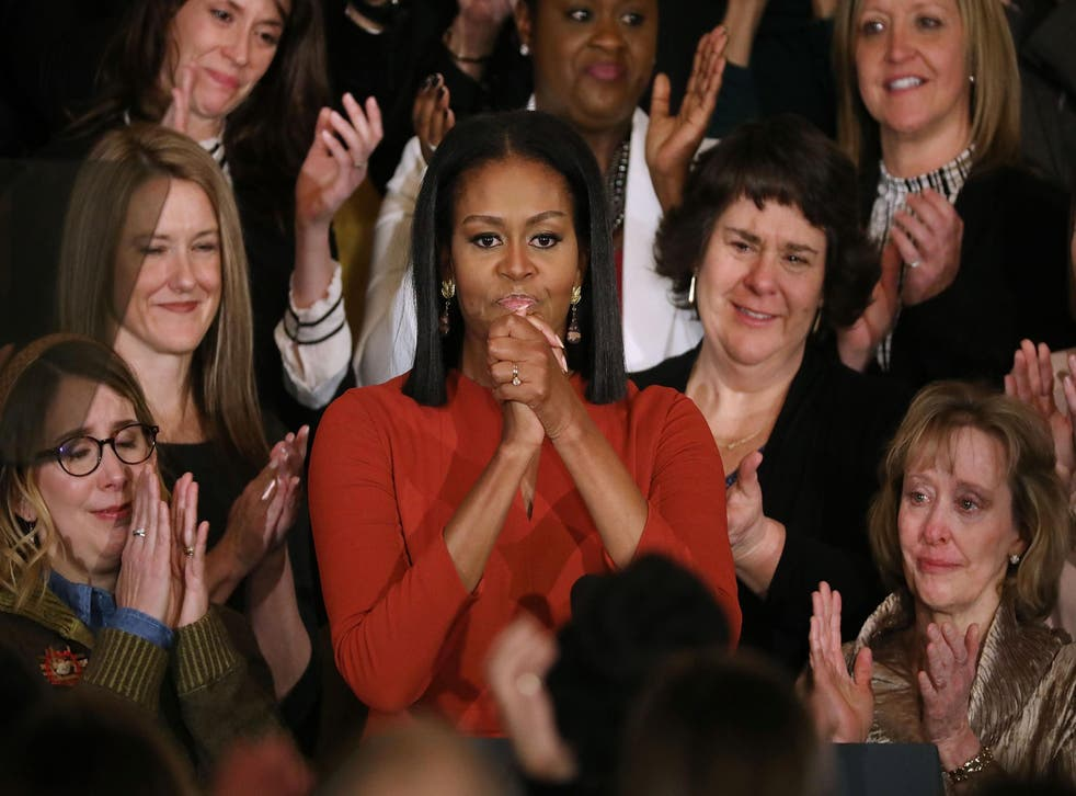 Former First Lady restated previous statements that she has no plans to run for President despite many calls for her to do so