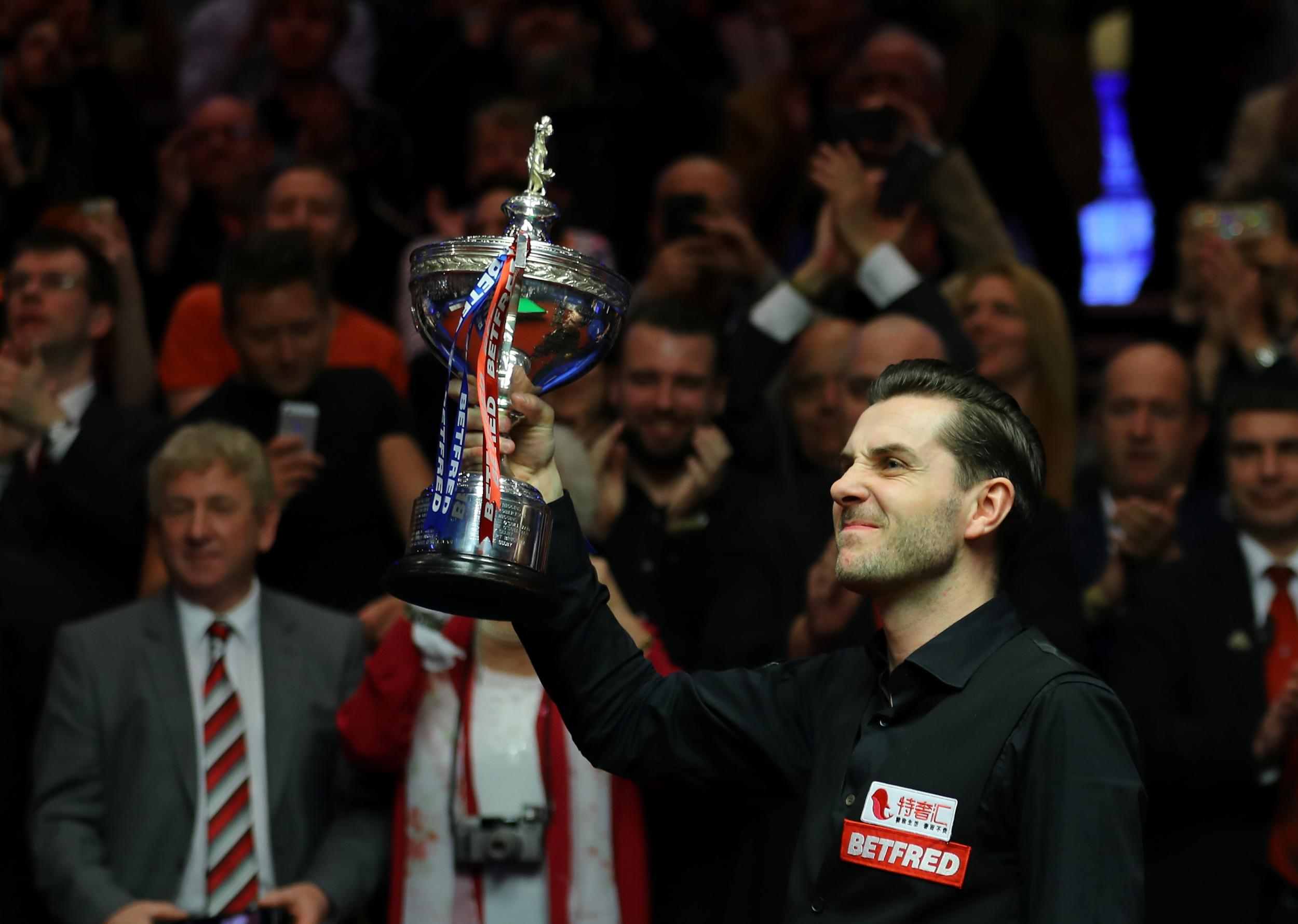 Mark Selby completes remarkable comeback against John Higgins to claim third Crucible title