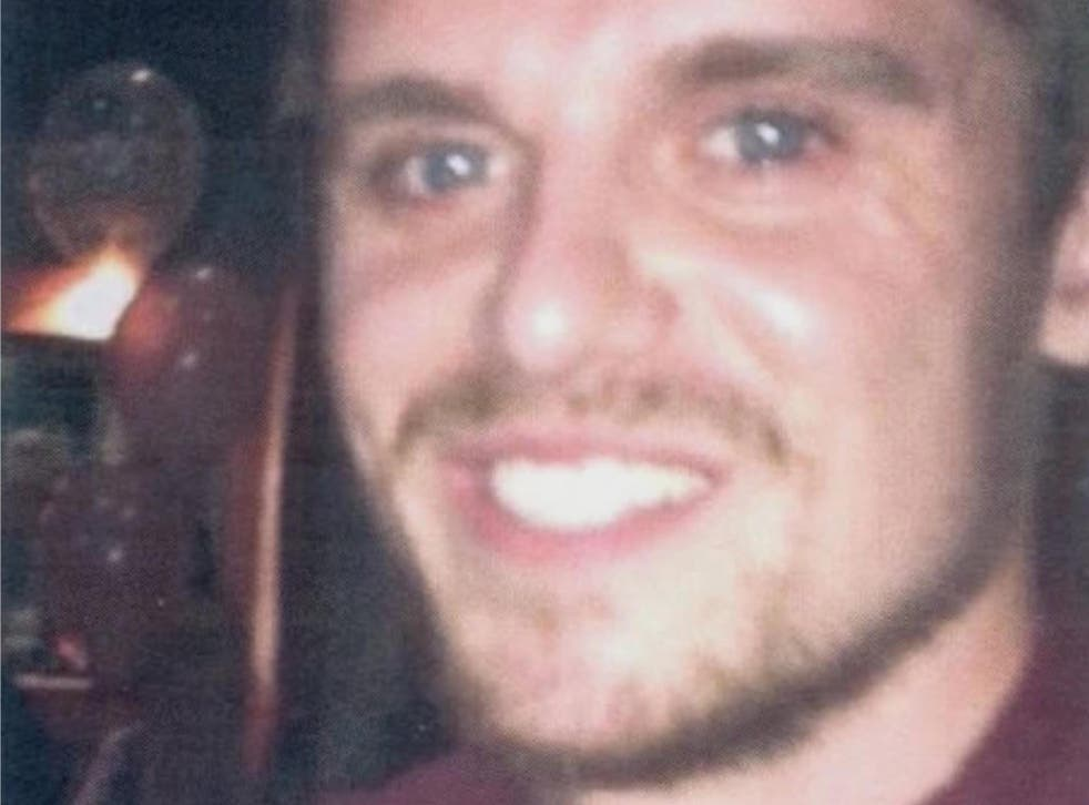 Matthew Bryce, who was missing for 30 hours
