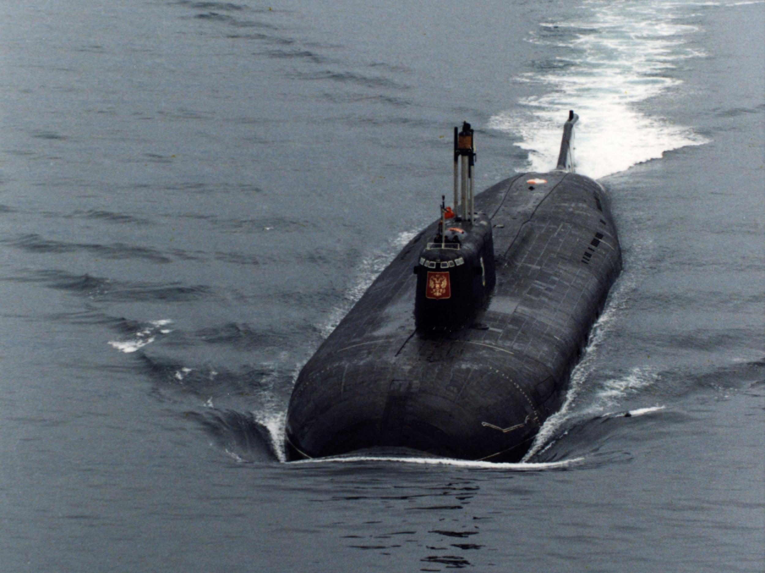 Подводная лодка курск видео — 3