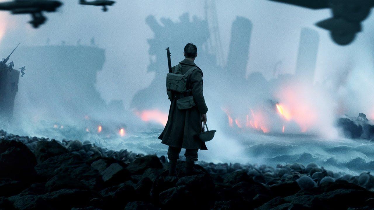 Resultado de imagem para Dunkirk Nolan